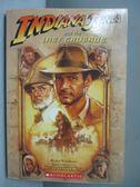 【書寶二手書T1/原文小說_OJS】Indiana Jones and the Last Crusade_Ryder Windham