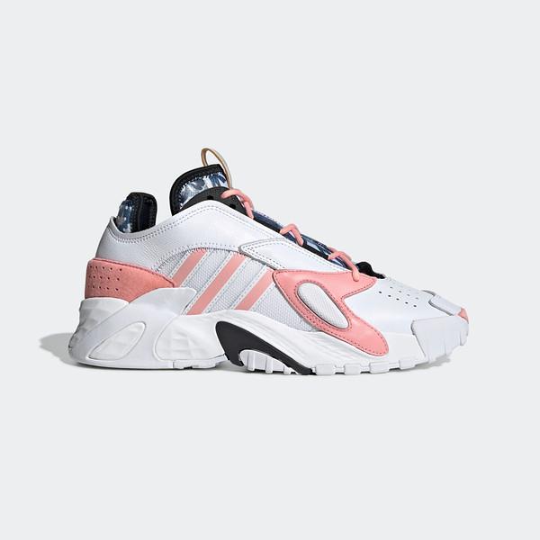 Adidas Original Streetball [FW5330] 女鞋 運動 休閒 輕量 緩震 潮流 穿搭 白粉