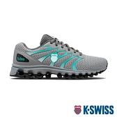 【超取】K-SWISS Tubes Comfort 200輕量訓練鞋-女-灰/綠