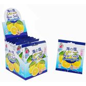 BF 海鹽檸檬糖(15g x 12入)盒裝【小三美日】