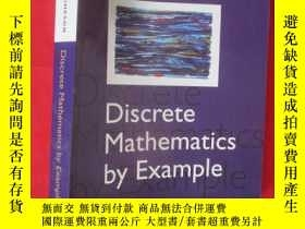 二手書博民逛書店Discrete罕見Mathematics by Example