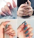 指甲貼 穿戴甲雙面果凍膠美甲貼假指甲專用...