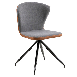 卡洛琳餐椅 棕色 型號VIGGO 70/SPY 20 PU BRANDY 321