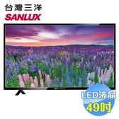 台灣三洋 SANLUX 49吋液晶電視 SMT-49TA1