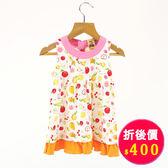 【愛的世界】水果百匯無袖洋裝/6M~2歲-台灣製- ★春夏洋裝套裝