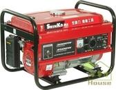 [ 家事達 ] SHIN KOMI 型鋼力 手動啟動 引擎發電機 3500W