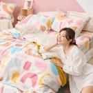 床包兩用被組 / 雙人【波特異想】含兩件枕套 60支天絲 戀家小舖台灣製AAU215