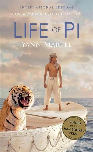 (二手書)Life of Pi (Mass Market Edition)