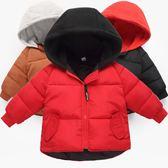 外套 新款兒童羽絨棉服男童女童加厚冬裝寶寶棉衣小童棉襖童裝外套 店長推薦