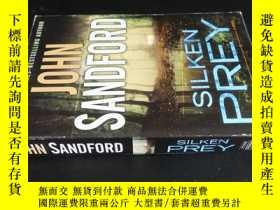二手書博民逛書店英文原版罕見Silken Prey by John Sandfo