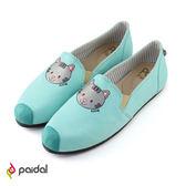 Paidal 超可愛動物樂福鞋-小貓