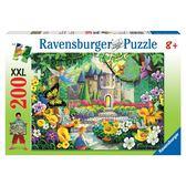 【Ravensburger 維寶(RV)】盒裝拼圖-幻想的城堡(100片XXL) #126095