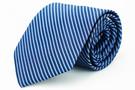 【Alpaca】深淺藍條紋領帶