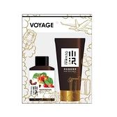 Ozawakei小澤旅行組(咖啡因強韌養護洗髮精80ml+極致護髮精華60ml)