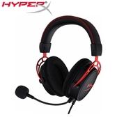 HyperX 金士頓 Cloud Alpha 電競耳機麥克風(HX-HSCA-RD/AS)【加碼送 音效卡及桌曆】