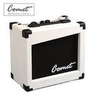 Comet GA-10 超值 白色10瓦 吉他音箱(電吉他音箱-內建破音效果) GA10