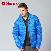 Marmot 羽絨外套 男 亮藍 70630
