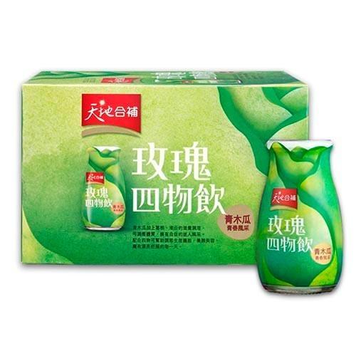 天地合補青木瓜四物飲120ml x6瓶【愛買】
