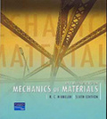 二手書博民逛書店《Mechanics of Materials: An Adap