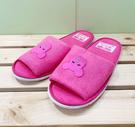 【震撼精品百貨】PostPet_MOMO熊~室內拖鞋~桃色#06155