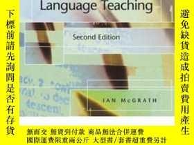二手書博民逛書店Materials罕見Evaluation And Design For Language TeachingY