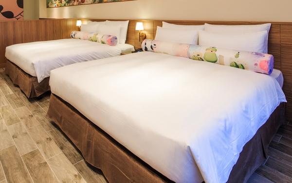 天成飯店集團 金色甜夢床-雙人床加大-上墊
