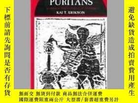 二手書博民逛書店Wayward罕見PuritansY364153 Kai T. Erickson Pearson 出版198