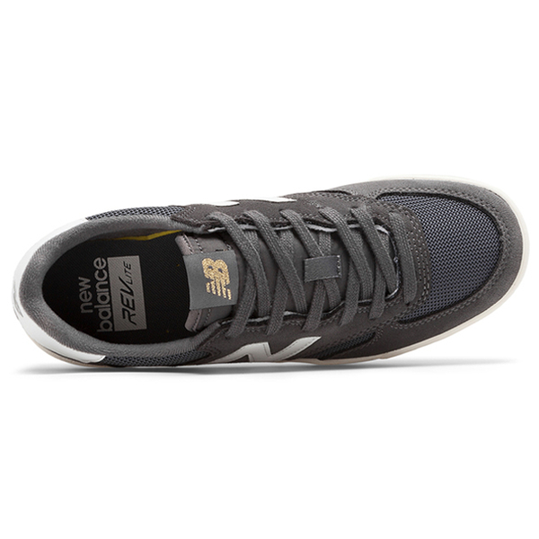 New Balance 300 女鞋 休閒 網球 麂皮 輕量 網布 灰【運動世界】WRT300FG