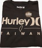 Hurley DRI-FIT ONE AND ONLY TAIWAN DEST TEE -黑-(男)