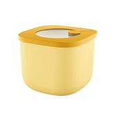義大利Guzzini 耐熱高身保鮮盒小-黃750c.c