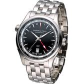 漢米爾頓 Hamilton Jazzmaster GMT 瑞士自動機械錶 H32695131