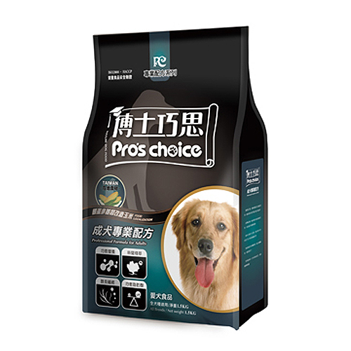 【博士巧思-專業配方系列】成犬專用 15kg