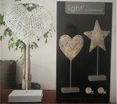 小彩燈台燈少女心布置房間臥室夜燈浪漫裝飾求婚星星燈