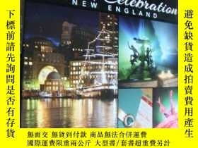 二手書博民逛書店Art罕見of Celebration NEW ENGLAND