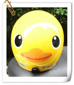 林森●可愛復古帽,3/4帽,半罩式,805,803,黃色小鴨,黃