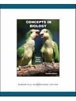 二手書博民逛書店《Concepts in Biology 12th Edition By Eldon Enger (2006, Paperback)》 R2Y ISBN:9780071109451