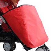 嬰兒加厚保暖防風冬季推車腳套 JD1046 【3C環球數位館】