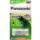 [奇奇文具]【國際牌 Panasonic 電池】Panasonic 4號 低自放充電電池 (2個/卡)