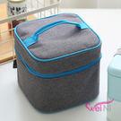 wei-ni 輕生活BalingBudai保溫袋 正方形款(小) 保冷袋 手提飯盒袋 保溫袋 母乳袋 儲乳袋 保冷運送袋
