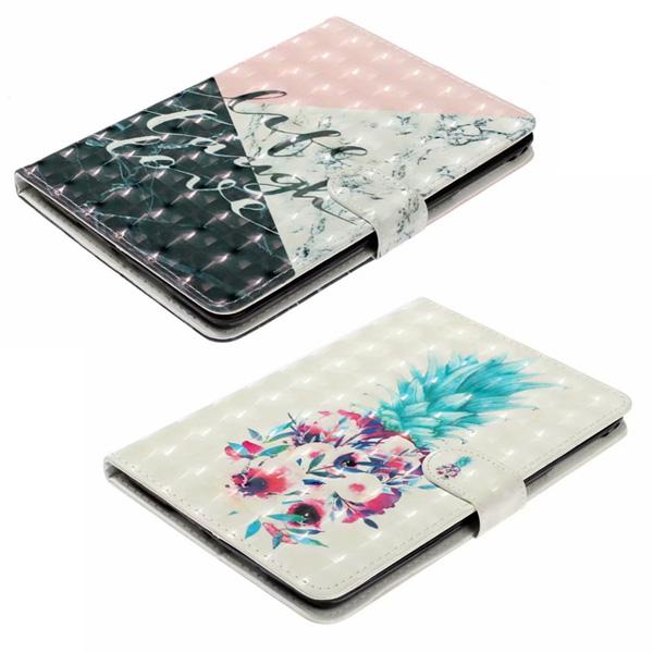 蘋果 iPad 9.7 2017 iPad 9.7 2018 Pro 9.7 Air2 XY1彩繪平板套 平板皮套 平板保護套 插卡 支架