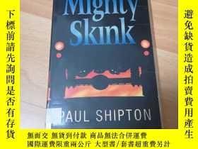 二手書博民逛書店The罕見Mighty SkinkY313199