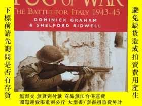 二手書博民逛書店拔河比賽:意大利戰役1943罕見- 1945Tug of War