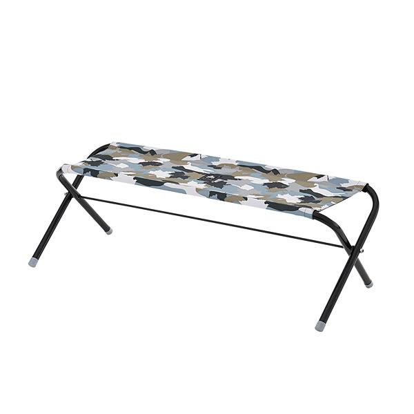 [LOGOS] 迷彩雙人長凳 (73176009)