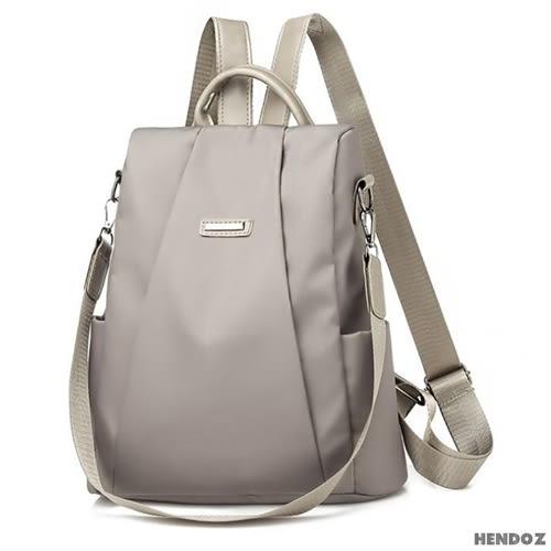 後背包-HENDOZ.輕盈簡約潮流肩/後背包(共二色)320