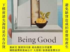 二手書博民逛書店being罕見good :a short introductio