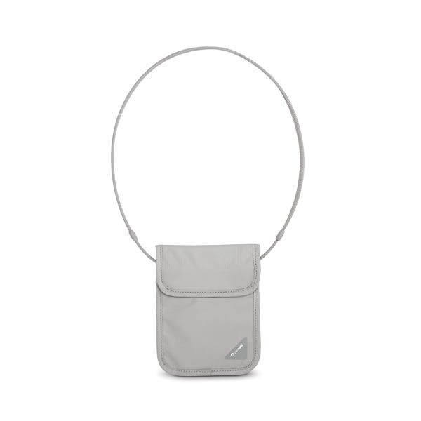 [Pacsafe] Coversafe X75 anti-theft RFID 掛式護照卡包 灰 (10148103)