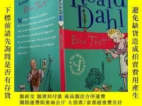 二手書博民逛書店Roald罕見Dahl :ESIO TROT:羅爾德·達爾:伊西奧·特羅 Y200392