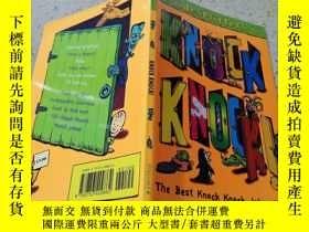 二手書博民逛書店knock罕見knock 敲打Y200392