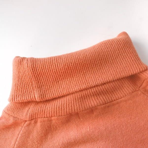 ★冬裝上市★MIUSTAR 百搭款!翻領混絨寬鬆長版針織上衣(共2色)【NF5394SZ】預購