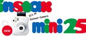 拍立得 富士 mini 25 情人節 畢業 禮物 生日 FUJIFILM instax  拍立得相機 另有 卡通 空白底片